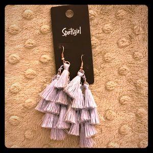 SPORTSGIRL earrings